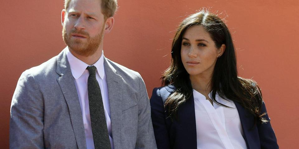 "Meghan Markle Explains Why She Said She Was ""Not Okay"" While Breastfeeding Archie on Royal Tour"