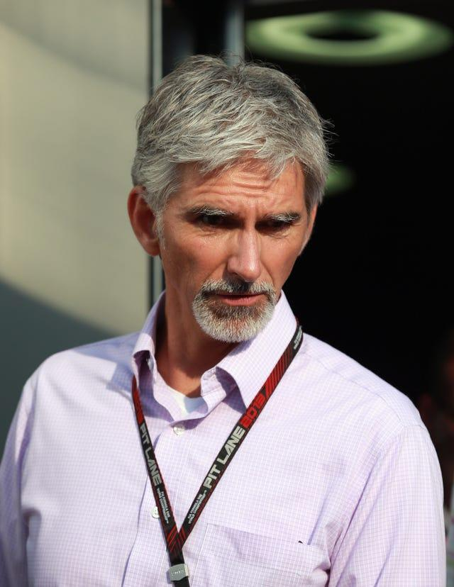Damon Hill believed Max Verstappen deliberately took Lewis Hamilton out