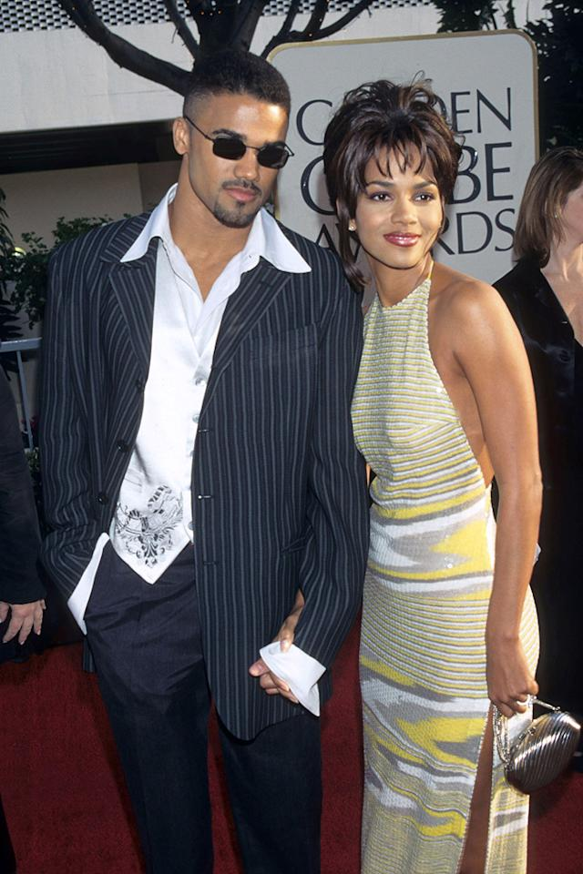 Wesley snipes dating halle berry