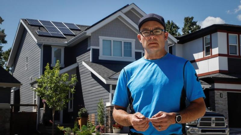 Lower panel prices boost interest in home solar power but true cost is complex