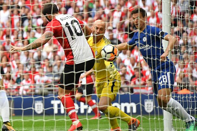 Disallowed Chelsea own goal 'unfair' on Southampton, says Mark Hughes