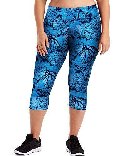 """<p><strong>Just My Size</strong></p><p>amazon.com</p><p><strong>$13.00</strong></p><p><a href=""""https://www.amazon.com/dp/B071DZNT7Z?tag=syn-yahoo-20&ascsubtag=%5Bartid%7C2141.g.34943640%5Bsrc%7Cyahoo-us"""" rel=""""nofollow noopener"""" target=""""_blank"""" data-ylk=""""slk:Shop Now"""" class=""""link rapid-noclick-resp"""">Shop Now</a></p><p>These capri leggings have nearly 2,000 5-star reviews on Amazon, and they cost a fraction of what many well-known brands sell for. Bonus: The bright and busy pattern will help hide any sweat marks.</p>"""
