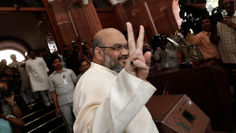 Mission 150: Amit Shah Vows to Set A Record in Gujarat Elections
