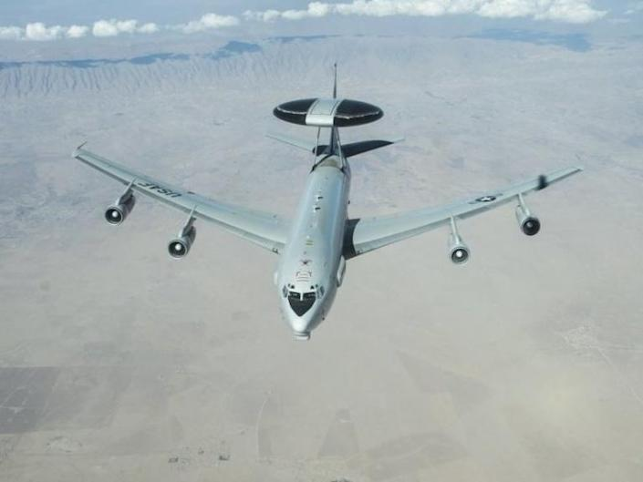US and Canadian jet fighters scrambled to escort Russian bombers off American coast