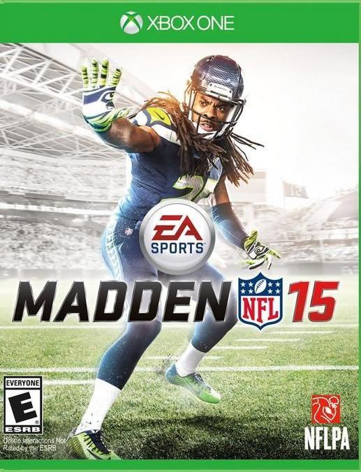 Madden 15 cover (via EA Sports/Microsoft)