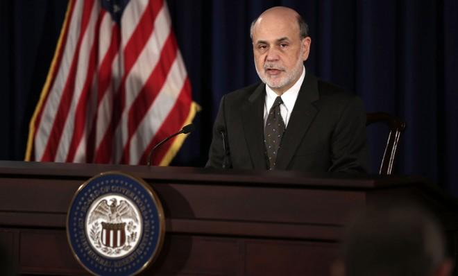 Ben Bernanke really knows how to push Wall Street's buttons.