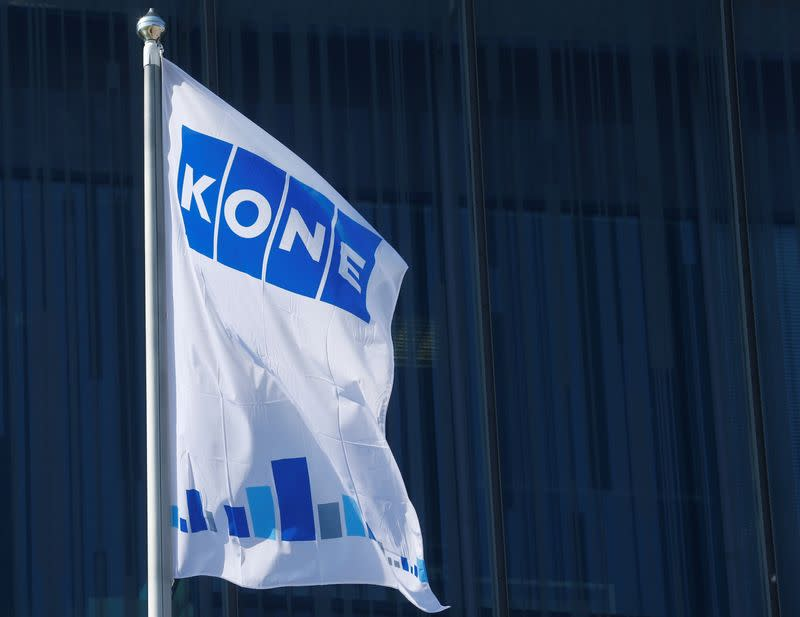 Finland's Kone talks up potential of Thyssenkrupp combination