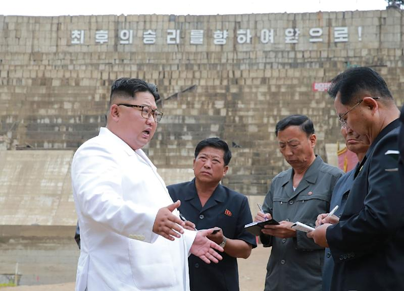 'No rush for speed' in N. Korea's denuclearization, sanctions still in place