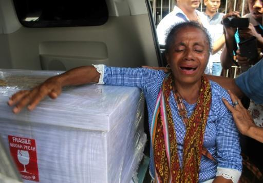 <p>Indonesian maid's death highlights failure to protect helpers</p>