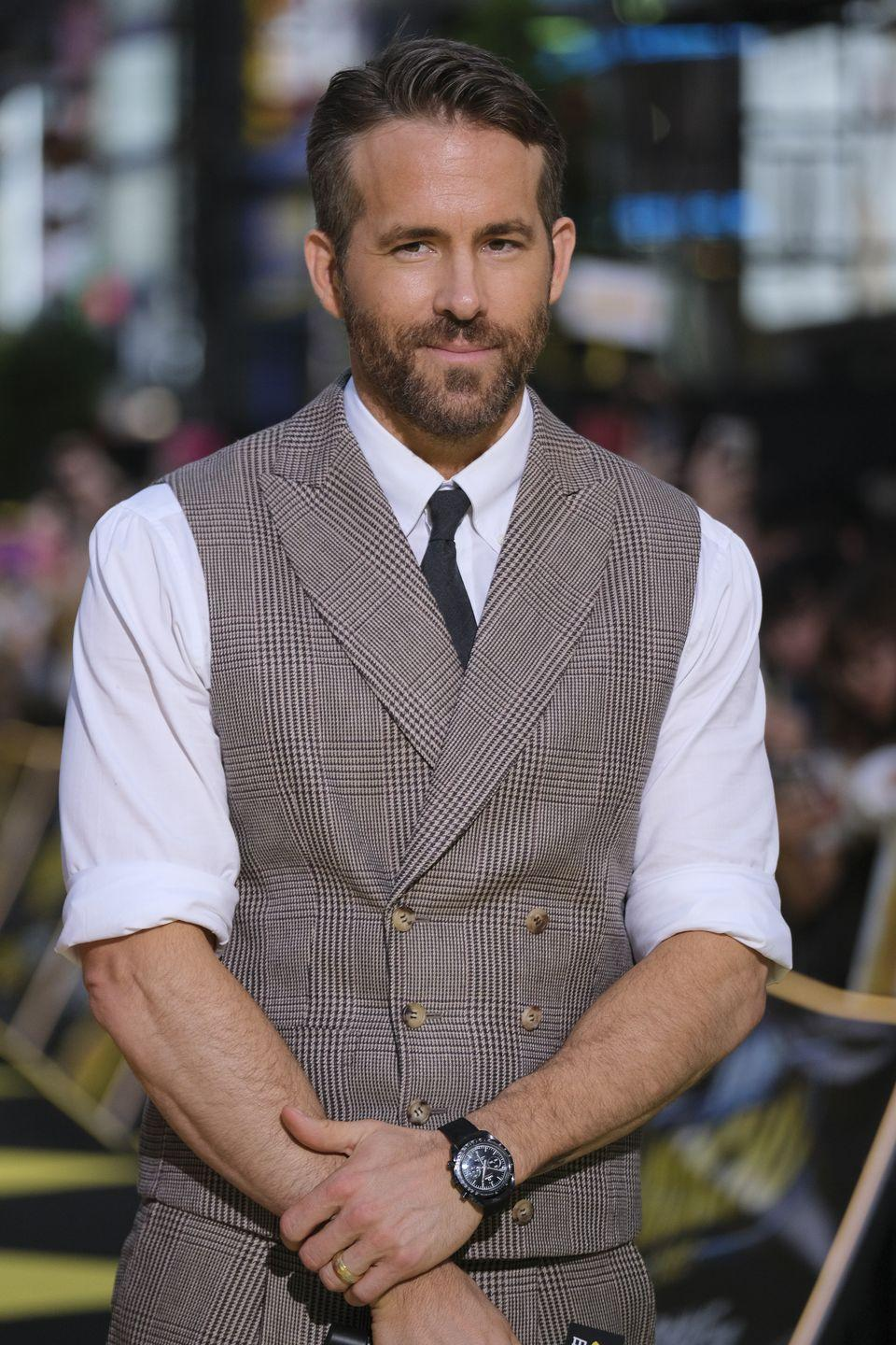 "<p>""I have anxiety, I've always had anxiety,"" Ryan Reynolds <a href=""https://www.nytimes.com/2018/05/02/movies/ryan-reynolds-deadpool-2.html"" rel=""nofollow noopener"" target=""_blank"" data-ylk=""slk:told the New York Times in May 2018"" class=""link rapid-noclick-resp"">told the <em>New York Times</em> in May 2018</a>. ""Both in the lighthearted 'I'm anxious about this' kind of thing, and I've been to the depths of the darker end of the spectrum, which is not fun."" The <em>Deadpool</em> actor says growing up with a tough father impacted him as a kid, and the effects may have followed him into adulthood. ""He wasn't easy on anyone. And he wasn't easy on himself. I think the anxiety might have started there, trying to find ways to control others by trying to control myself.""</p>"
