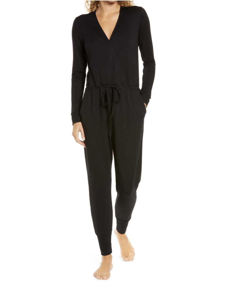 Beyond Yoga Overlapping Jumpsuit - $65 (originally $162)