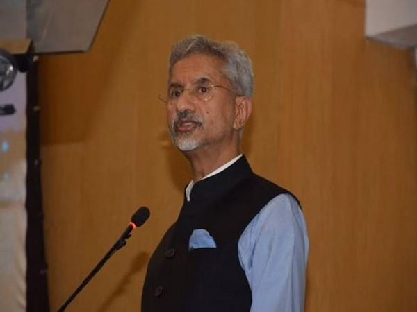 External Affairs Minister S Jaishankar delivering the Sardar Patel Memorial Lecture on Saturday.