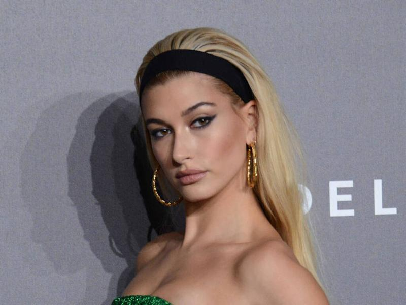 Hailey Bieber apologises after being labelled 'not nice' by waitress