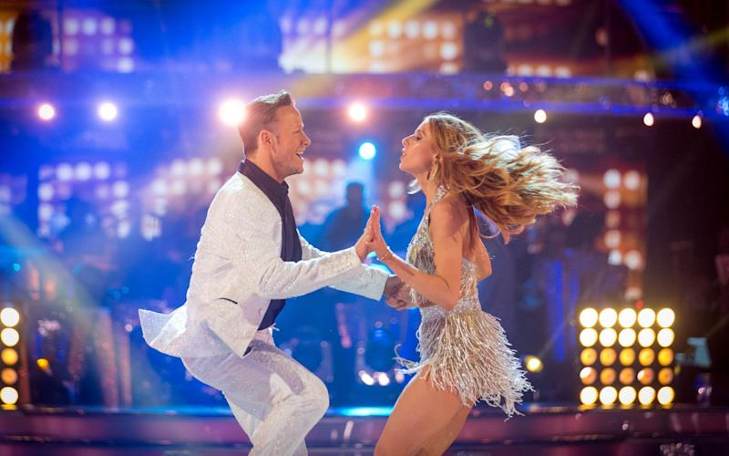 Stacey Dooley and Kevin Clifton lifted the Strictly trophy on Saturday night - BBC