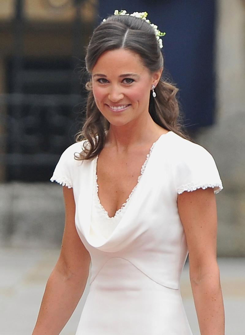 Pippa Middleton Has Confirmed Her Wedding Date