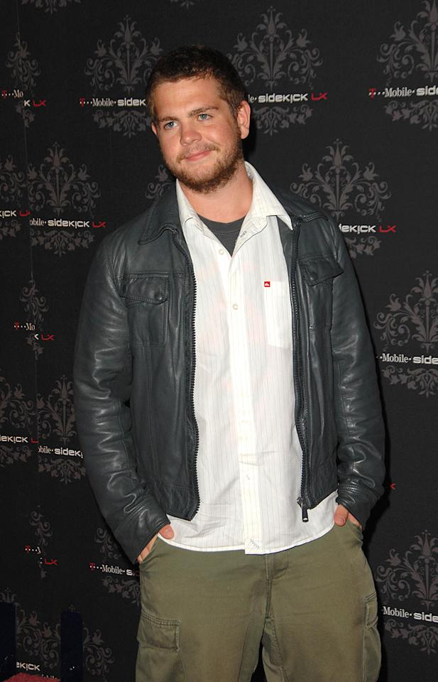 """Having recently completed the third season of his international program, """"Adrenaline Junkie,"""" a slimmed-down Jack Osbourne strolls down the red carpet with a smirk on his face. Scott Kirkland/<a href=""""http://www.infdaily.com"""" target=""""new"""">INFDaily.com</a> - October 16, 2007"""