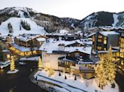 "<p>Deer Valley is one of America's best ski destinations, and this beautiful property offers some ultra-fabulous accommodations. With dozens of places to choose from, you and your partner are sure to discover the ideal place to spend a long weekend together.</p><p><a href=""https://www.goldenerhirschinn.com/"" rel=""nofollow noopener"" target=""_blank"" data-ylk=""slk:Goldener Hirsch Inn"" class=""link rapid-noclick-resp"">Goldener Hirsch Inn</a> is one of Deer Valley's most impressive properties, full of modern Austrian Alpine flair. From its dining to its spa to ski services, nothing is second-rate at this resort. You're just a few minutes away from rustic mountain adventures, Sundance, and Park City's charming downtown—and steps from the slopes at Deer Valley's Silver Lake Village.</p>"