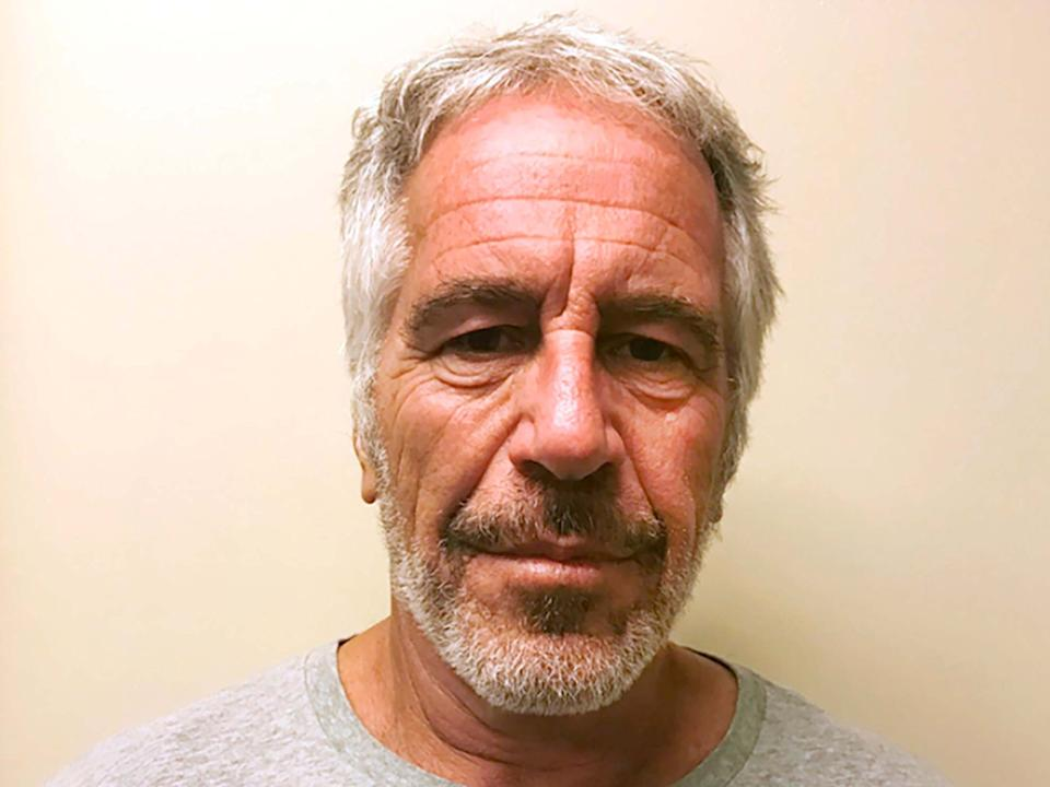 Jeffrey Epstein died in his prison cell on 10 August: AP