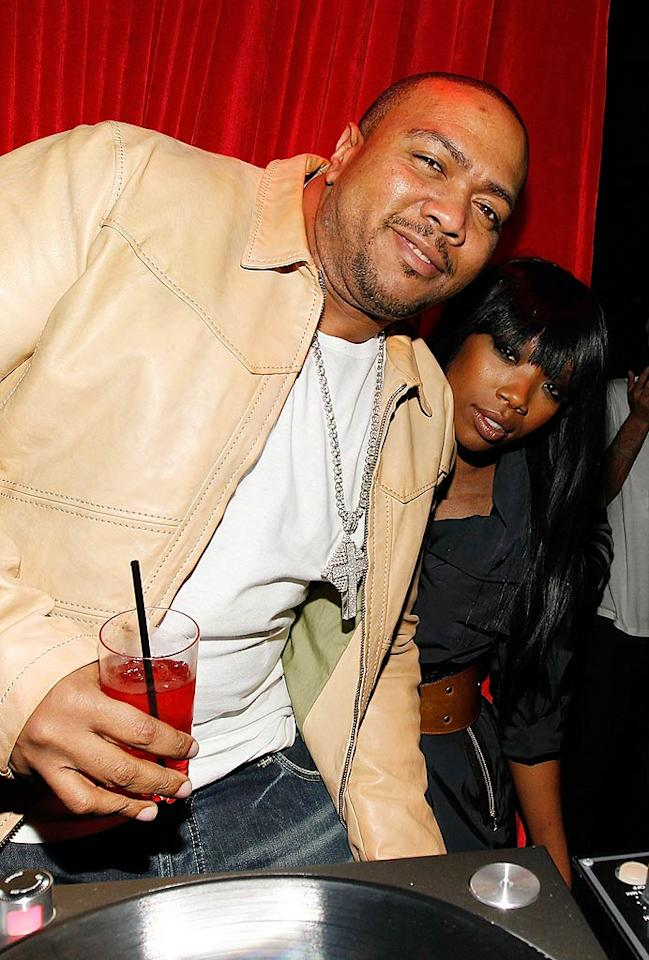 """Brandy brought along her rap alter-ego Bran'Nu for the party. She and Timbaland produced the rap single """"Meet In The Middle"""" together late last year. Christopher Polk/<a href=""""http://www.wireimage.com"""" target=""""new"""">WireImage.com</a> - April 28, 2010"""