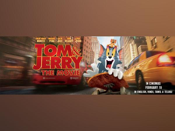 Poster of 'Tom and Jerry' (Image source: Twitter)