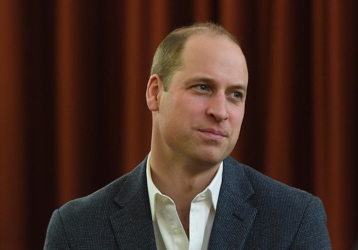 The Duke of Cambridge stunned fans. [Photo: Getty]