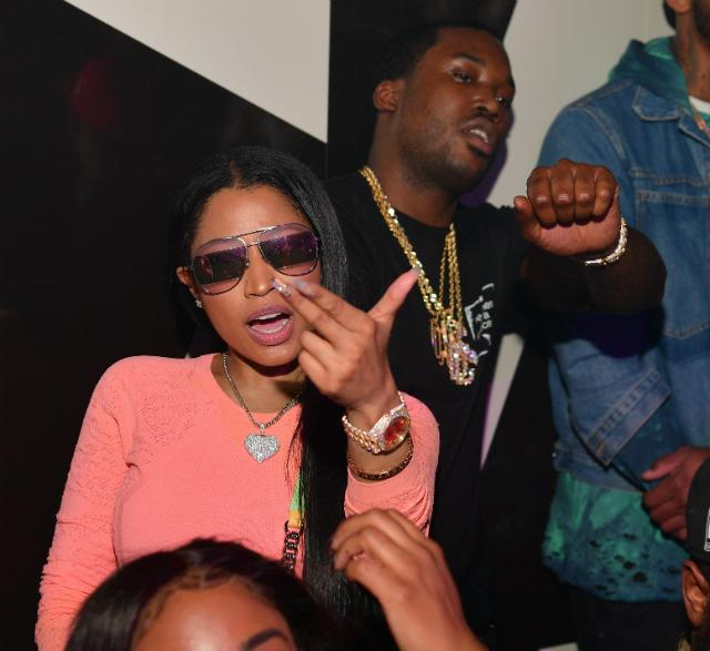 "People Think Nicki Minaj's ""Regret in Your Tears"" Is About Meek Mill"