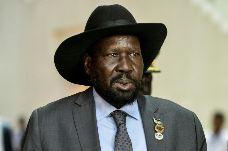 South Sudan's President Salva Kiir Kiir's had repeatedly refused to back down on the number of states, but had come under intense international pressure to compromise