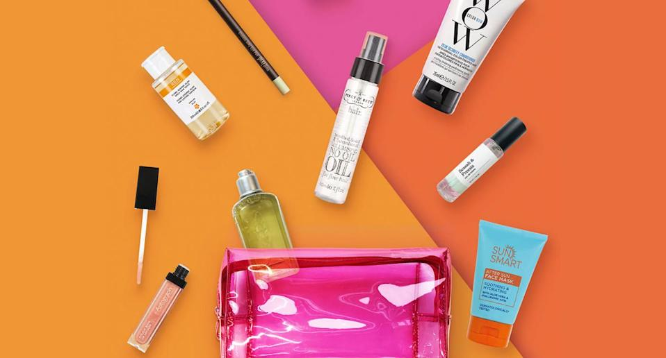 The M&S Summer Beauty Bag 2020. (M&S)
