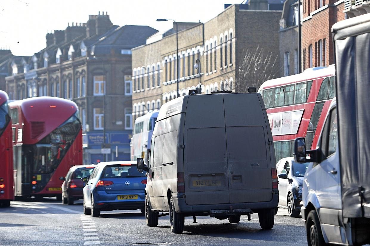Drivers who leave their engines running could be hit with instant fines