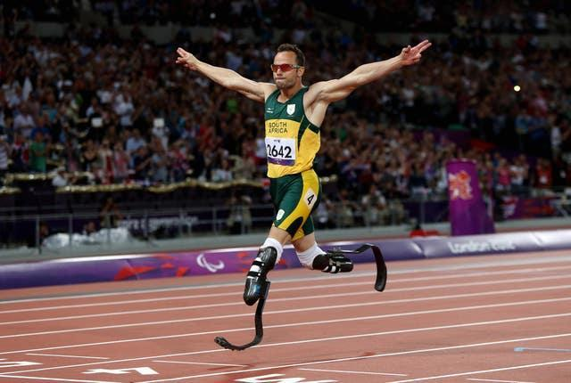Oscar Pistorius is currently serving a prison sentence