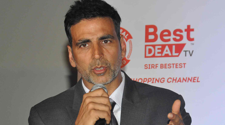 Akshay Kumar : You don't need artificial diet supplements for a good body. You get an all natural fit body just by disciplining yourself.