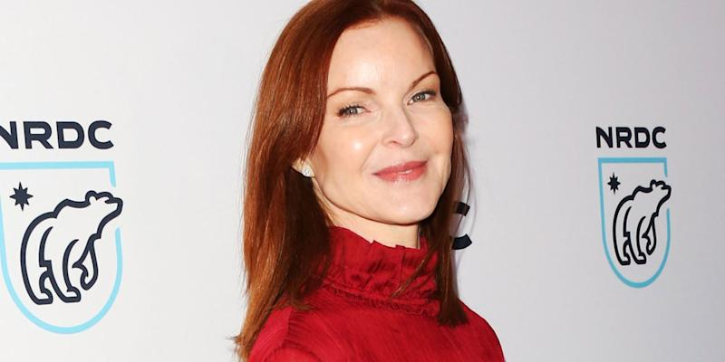 Marcia Cross' anal cancer linked to husband's throat cancer