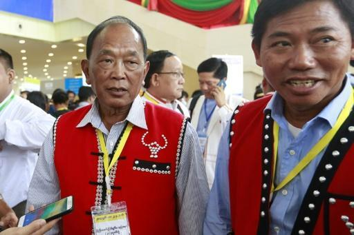 China-backed militia new powerbrokers in Myanmar peace process
