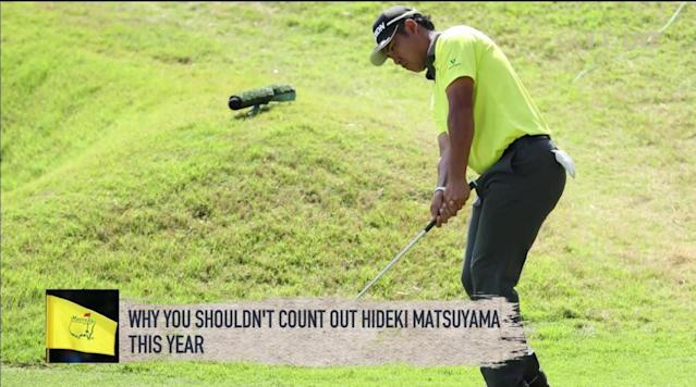 GOLF Live: Don't count out Hideki Matsuyama at the Masters