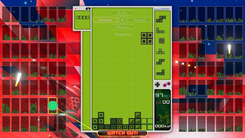 Tetris 99' Is a Maelstrom of Industry Trends