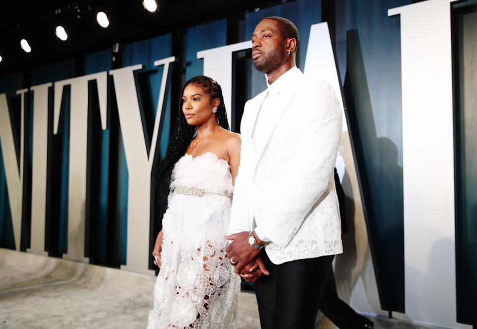 Gabrielle Union and Dwyane Wade have both been publicly supportive of Zaya's transition. (Photo: Rich Fury/VF20/Getty Images for Vanity Fair)