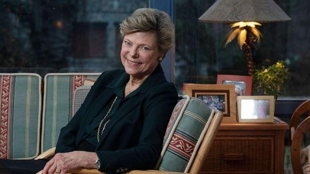 PHOTO: Journalist and author Cokie Roberts photographed in her home in Bethesda, Maryland on February 05, 2019. (Marvin Joseph/The Washington Post via Getty Images)