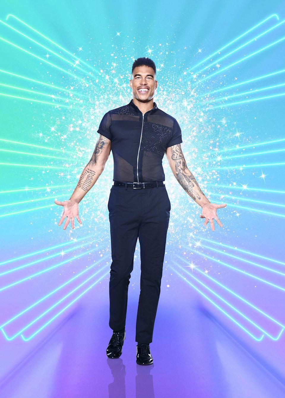 """<p><strong>Who is he? </strong>42-year-old Jason is a former NFL American football player and former boyfriend of Girls Aloud's Nadine Coyle.</p><p><strong>What's he said about Strictly? </strong>""""I am thrilled. I'm a huge fan of the show, I've been watching it since I came to this country, so it's time for me to do something cool to impress my daughter, now that she can watch me perform!""""</p><p>He added: """"I've always, as an athlete, liked to lock into the present moment you know, be in the zone, and I think this show will give me the opportunity to do the same thing I did when I was playing - perform at a high level and learn from the best.""""</p>"""