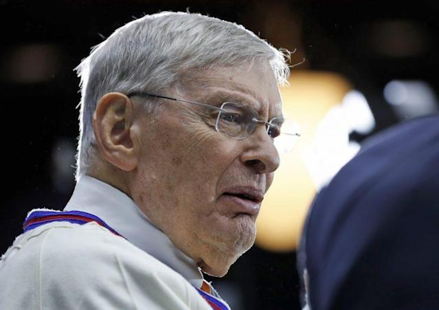 Cooperstown awaits former MLB commish Bud Selig. (AP)