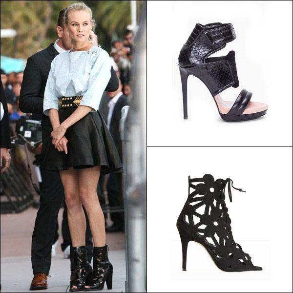 "<div class=""caption-credit""> Photo by: Harper's Bazaar</div><div class=""caption-title"">Diane Kruger's Killer Heels</div>Kruger never disappoints on a red carpet and this mix of simple separates and stand-out accessories deserves mention. Channel her look by trading your strappy sandals for vamped-up footwear. <b><br></b> <br> <b>Shop it: Barbara Bui</b> python heels, $1,375, <a rel=""nofollow"" href=""http://www.ssense.com/women/product/barbara_bui/black_python_biker_heels/51837?link=emb&dom=yah_life&src=syn&con=blog_blog_hbz&mag=har"" target=""_blank"">ssense.com</a>; <b>Manolo Blahnik</b> cut-out heels, $1,125, <a rel=""nofollow"" href=""http://www.barneys.com/Manolo-Blahnik-Kahikalow/501978754,default,pd.html?cgid=womens-heels&index=93?link=emb&dom=yah_life&src=syn&con=blog_blog_hbz&mag=har"" target=""_blank"">barneys.com</a>. <br> <br> <b><a rel=""nofollow"" href=""http://www.harpersbazaar.com/beauty/health-wellness-articles/skincare-tools-0311?link=emb&dom=yah_life&src=syn&con=blog_blog_hbz&mag=har"" target=""_blank"">READ MORE: Skin Gadgets that Actually Work</a></b> <b><br></b> <br>"