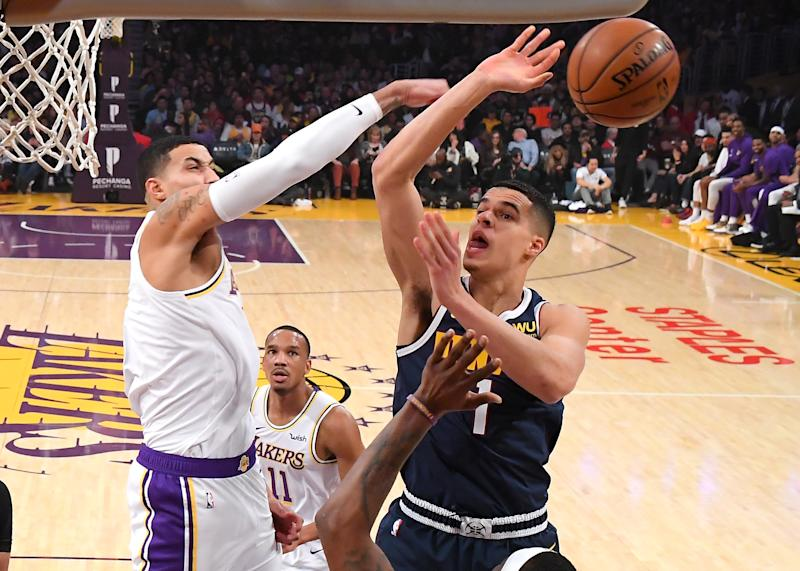 Kyle Kuzma and Michael Porter Jr. are make-or-break third options waiting in the wings. (Jayne Kamin-Oncea/Getty Images)