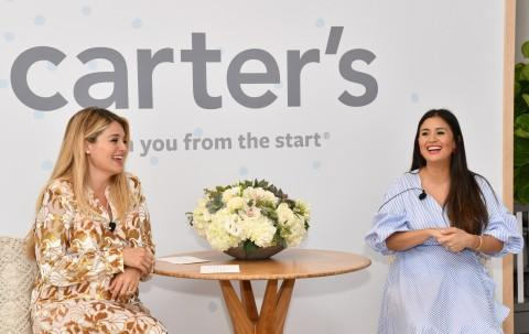 Carter's Debuts Annual Little Baby Basics Collection at Mother's Day Brunch