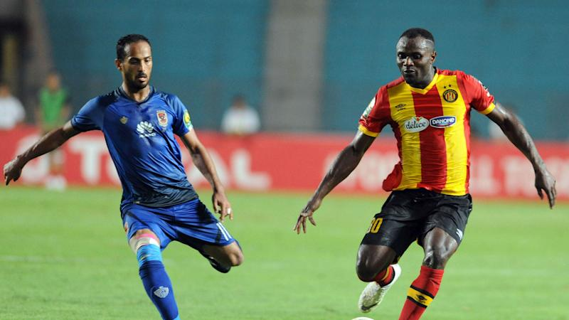 Caf Champions League & Caf Confederation Cup draw results