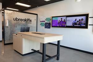Electronics repair shop uBreakiFix is now open in Lake Zurich at 484 South Rand Road. uBreakiFix Lake Zurich is the second location in Lake County joining uBreakiFix Vernon Hills, plus several others across Chicagoland. The store offers repairs on smartphones, tablets, computers, game consoles, and more.