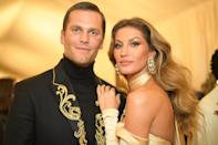 """<p><strong>Location:</strong> Brookline, Massachusetts</p> <p>In early January, the quarterback, 43, and supermodel, 40, finally sold their Boston-area mansion for $32.5 million, after it was on the market for over a year. </p> <p>The couple originally listed the 12,112-square-foot estate for $39.5 million back in August 2019.</p> <p>In October 2019, <a href=""""https://people.com/parents/gisele-bundchen-reveals-why-she-doesnt-like-to-be-called-a-stepmom-and-what-she-prefers-instead/"""" rel=""""nofollow noopener"""" target=""""_blank"""" data-ylk=""""slk:Brady and Bündchen re-listed"""" class=""""link rapid-noclick-resp"""">Brady and Bündchen re-listed</a> the five-bedroom, seven-bathroom home for $33.9 million— a $5.6 million price cut from the original listing.</p> <p>The luxurious property boasts a wine room, gym and spa — which includes a massage table, sauna and meditation space — guest house and two kitchens. </p> <p>Read more of <a href=""""https://people.com/home/tom-brady-and-gisele-bundchen-finally-sell-their-sprawling-boston-mansion/"""" rel=""""nofollow noopener"""" target=""""_blank"""" data-ylk=""""slk:PEOPLE's coverage of the property."""" class=""""link rapid-noclick-resp"""">PEOPLE's coverage of the property.</a></p>"""