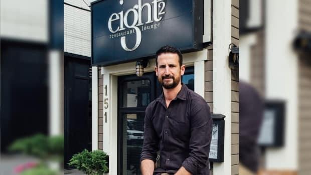 Vancouver Coun. Michael Wiebe is an owner of Eight 1/2 Restaurant and an investor in the Portside Pub. (Instagram/@Eightandahalfresto - image credit)