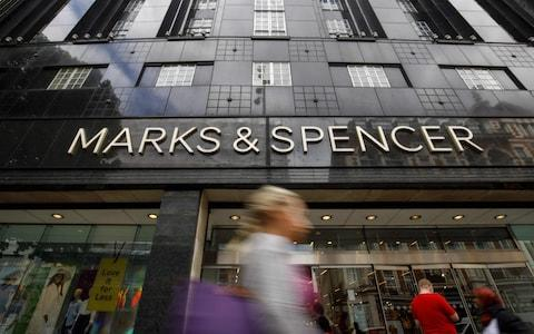 M&S - Credit:  TOLGA AKMEN/ AFP
