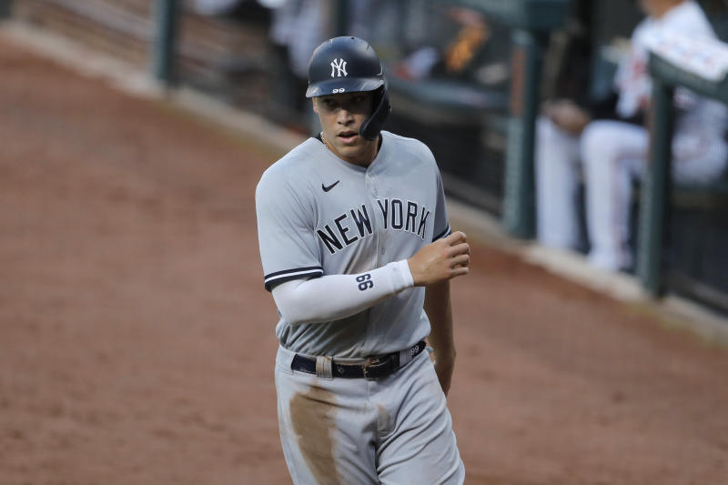 Yankees make most of schedule change, defeat Orioles 9-3