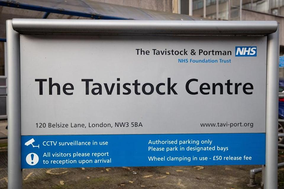 The Tavistock Centre, London (Aaron Chown/PA Wire) (PA Archive)