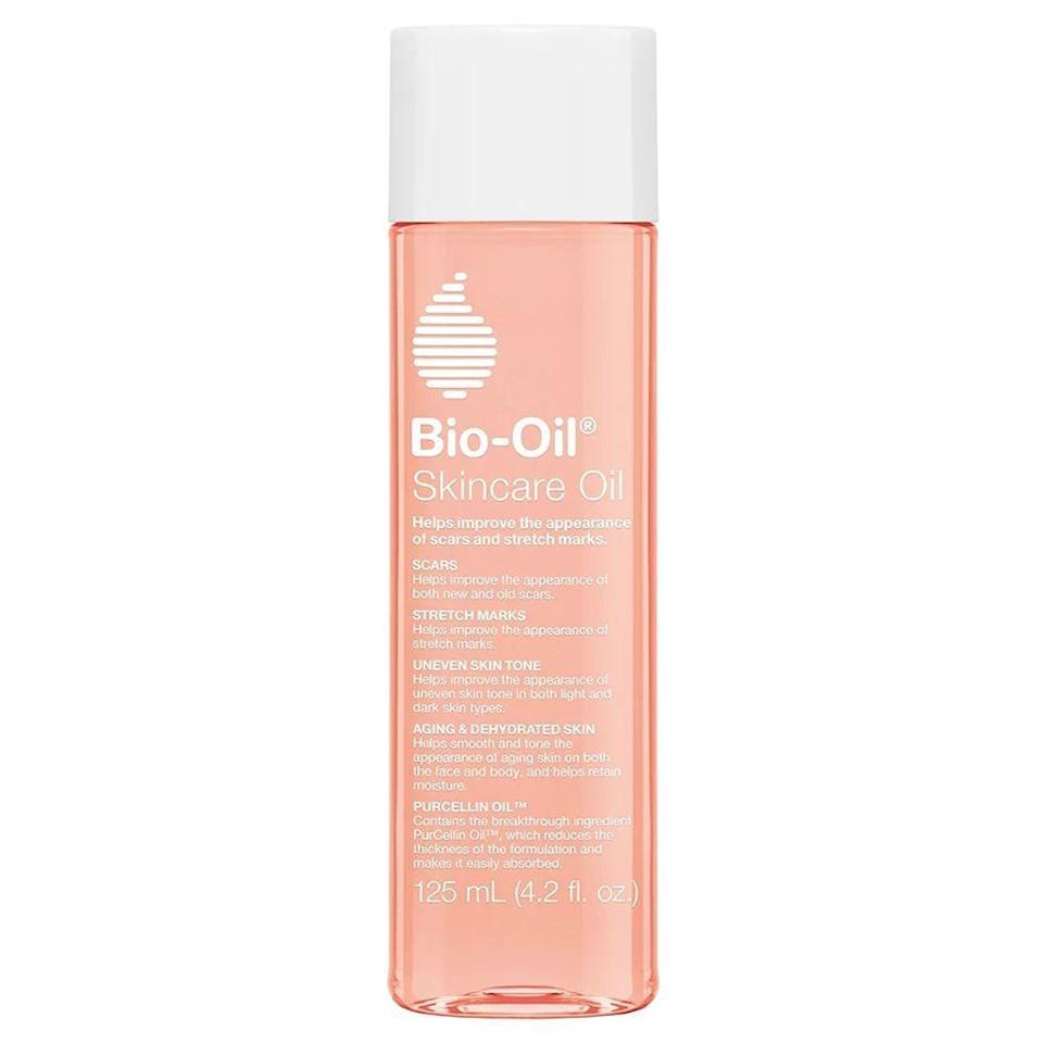 """<p><strong>Bio-Oil</strong></p><p>ulta.com</p><p><strong>$16.49</strong></p><p><a href=""""https://go.redirectingat.com?id=74968X1596630&url=https%3A%2F%2Fwww.ulta.com%2Fmultiuse-skincare-oil%3FproductId%3DxlsImpprod1800041&sref=https%3A%2F%2Fwww.bestproducts.com%2Fbeauty%2Fg33534382%2Ftiktok-beauty-products%2F"""" rel=""""nofollow noopener"""" target=""""_blank"""" data-ylk=""""slk:Shop Now"""" class=""""link rapid-noclick-resp"""">Shop Now</a></p><p>This isn't your average skincare oil. This one has <a href=""""https://www.tiktok.com/@skinbyrav/video/6819452031032413446?"""" rel=""""nofollow noopener"""" target=""""_blank"""" data-ylk=""""slk:gone viral all over TikTok"""" class=""""link rapid-noclick-resp"""">gone viral all over TikTok </a>for its shocking ability to reduce the look of scars, stretch marks, discoloration, fine lines, and dehydrated skin. It's considered the wonder product of the beauty-sphere, which is why you should grab it ASAP.</p>"""